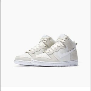 Nike Dunk- suede